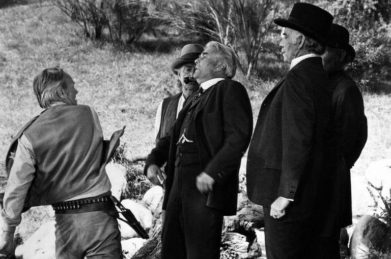 """""""Death Of A Gunfighter"""" Film Still"""