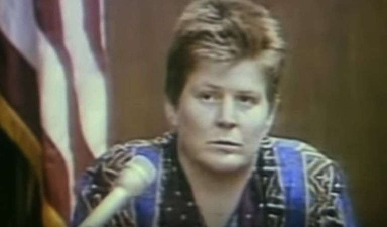 Image result for aileen wuornos and tyria moore