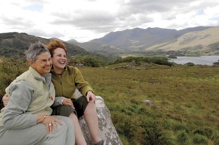 Grandparents and grandchildren can share destinations like Ireland through Adventures by Disney.