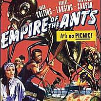 Empire of the Ants DVD