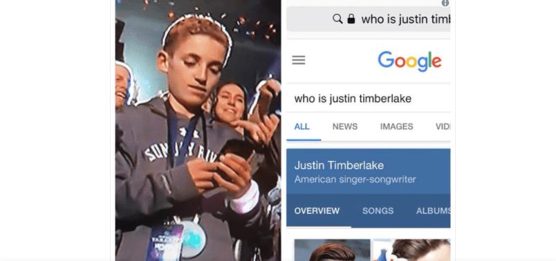 Super bowl selfie kid meme