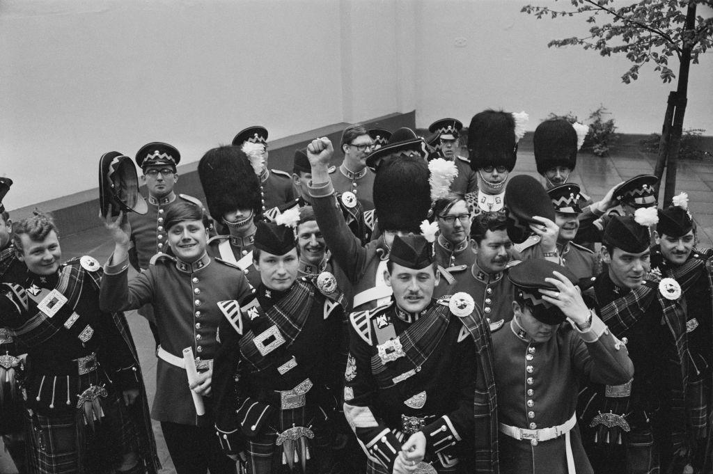 Royal Scots Dragoon Guards Band