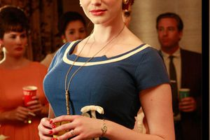 Joan Holloway Dress