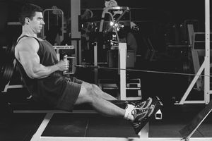 Low pulley rows