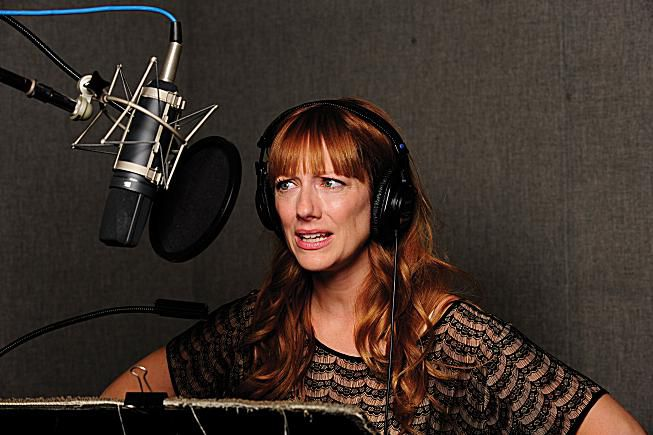 Judy Greer for 'Archer'