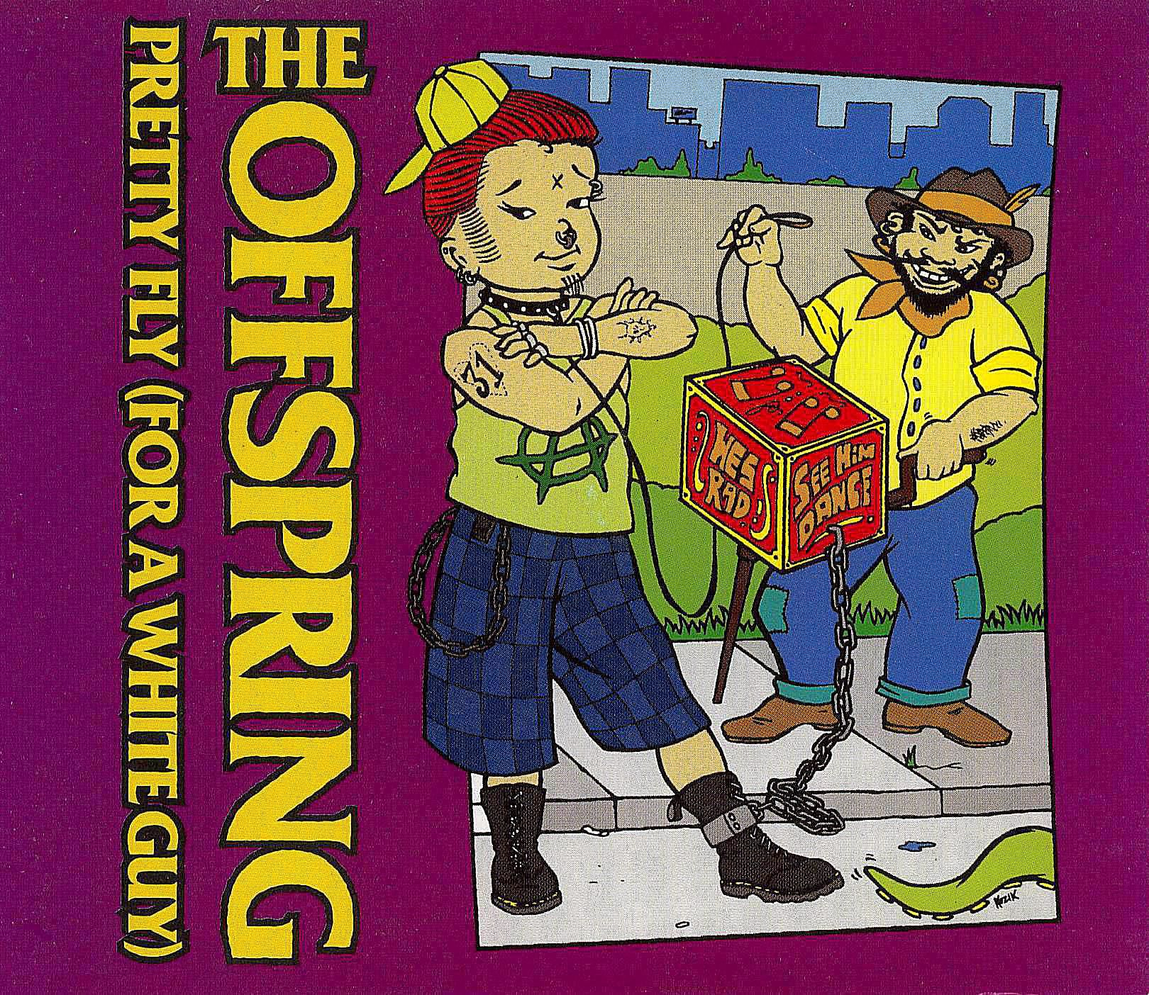 """The Offspring - """"Pretty Fly (for a White Guy)"""""""