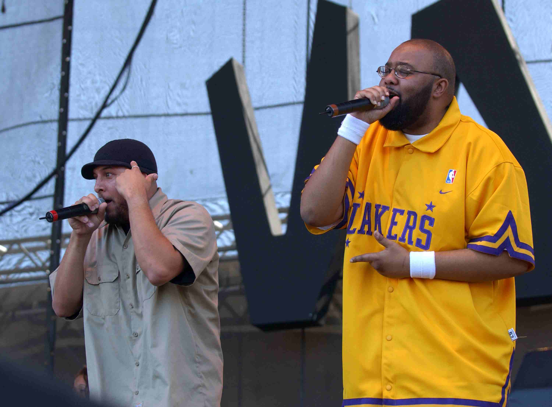 Rappers Blackalicious