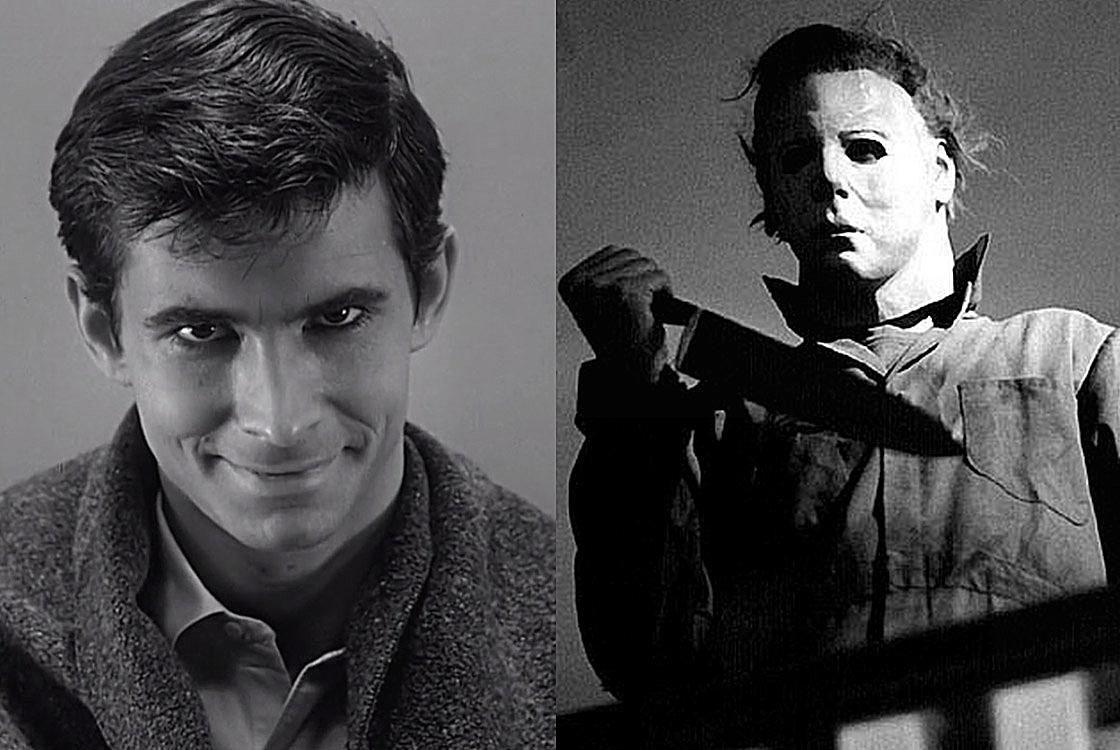 Horror Movie Crossovers: Norman Bates vs. Michael Myers