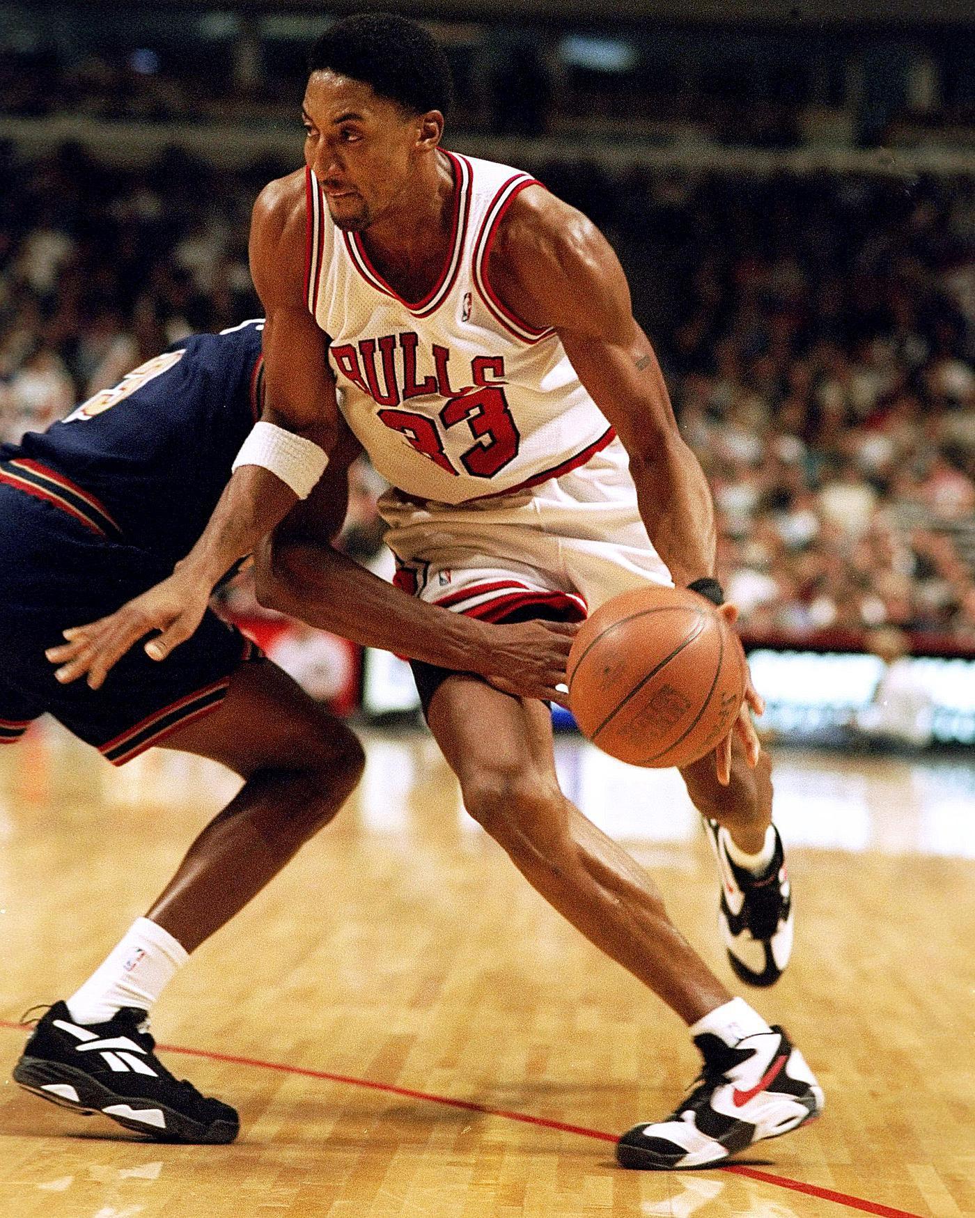 755d0ced81b Scottie Pippen s 10 Best On-Court Shoes