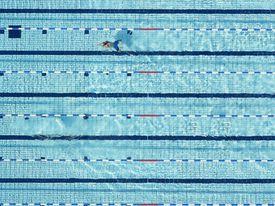 Aerial - Swimming Pool