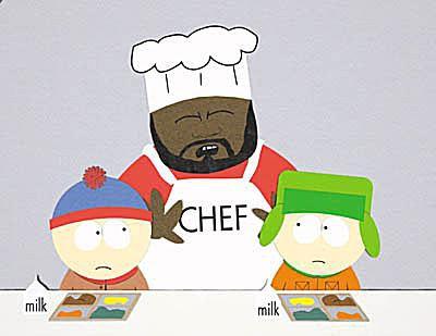'South Park' - Chef