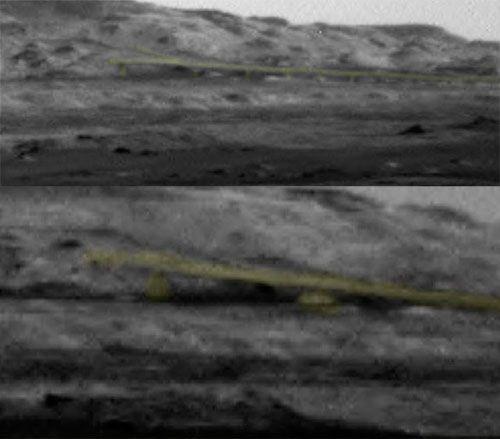 Bridge on Mars