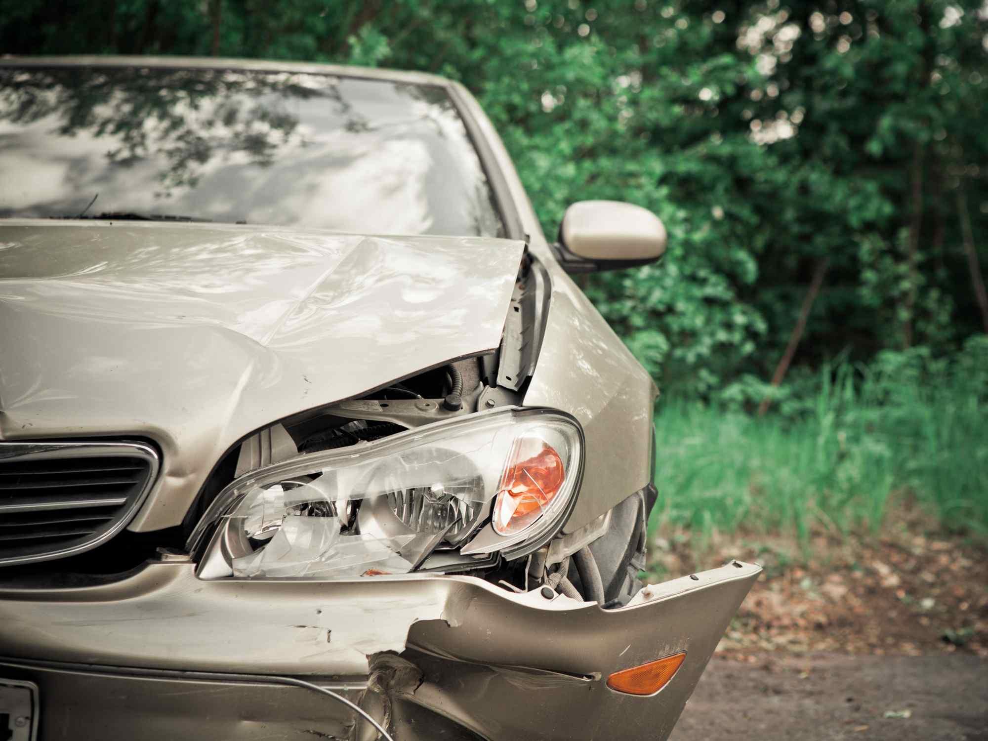 Estimated Costs for 5 Common Auto Body Repairs