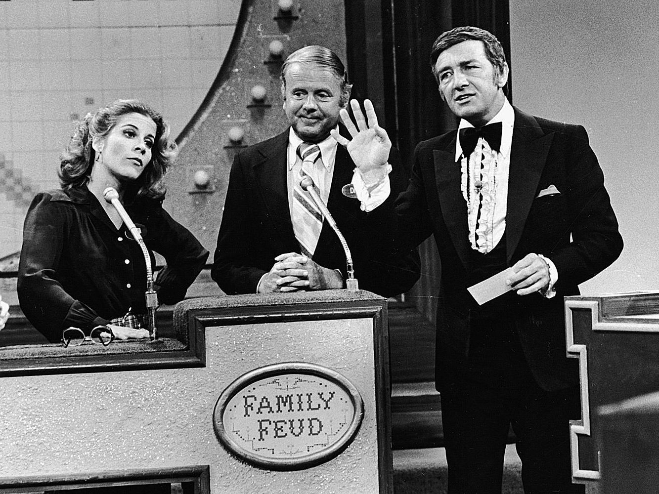 Family Feud' Hosts in Chronological Order