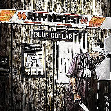 Rhymefest - Blue Collar cover