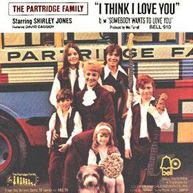 "Partridge Family - ""I Think I Love You"""