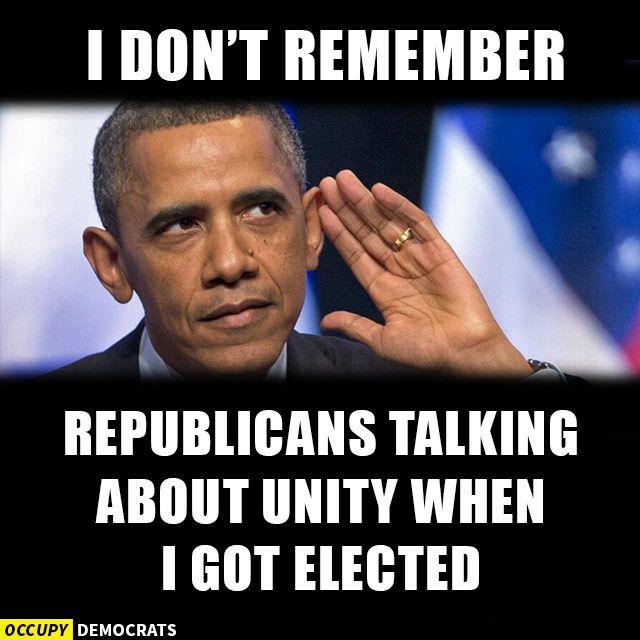 Unity - Trump meme