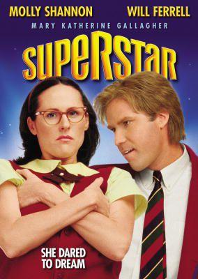 DVD cover art for Superstar