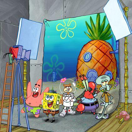 SpongeBob SquarePants - 10th Anniversary Cast