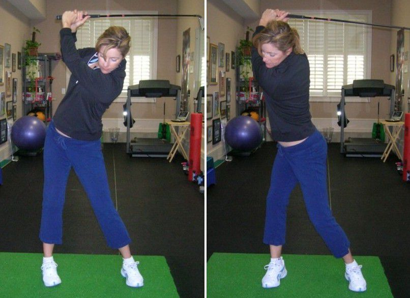 Hips and Weight Shift