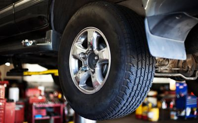 How to Diagnose a Mysterious Wheel Vibration