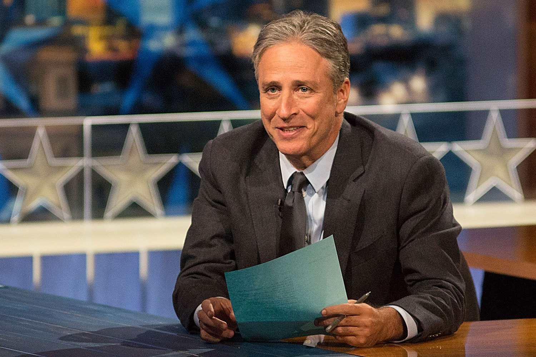 Jon Stewart, former host of 'The Daily Show'