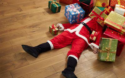 Childhood Memories Of Santa Claus Sightings