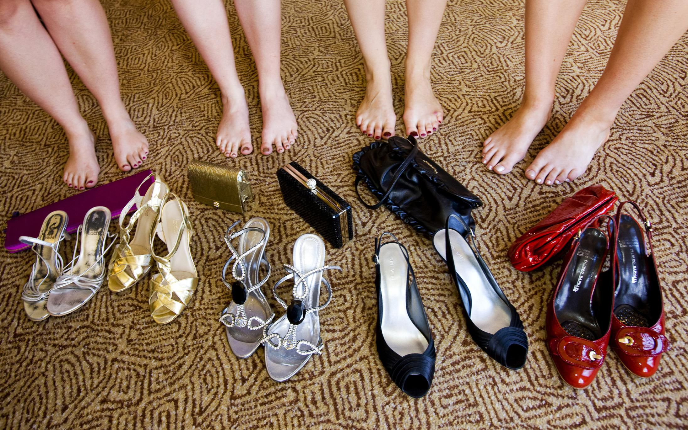 How To Choose Evening Shoes