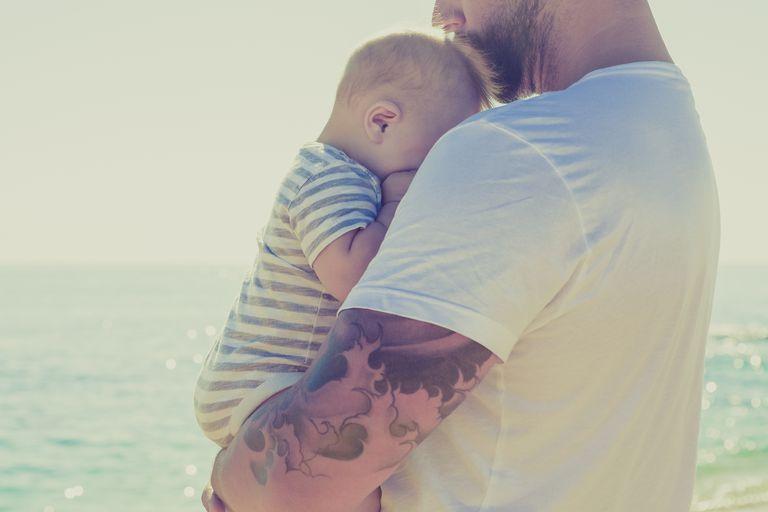 Tattoos in the sun