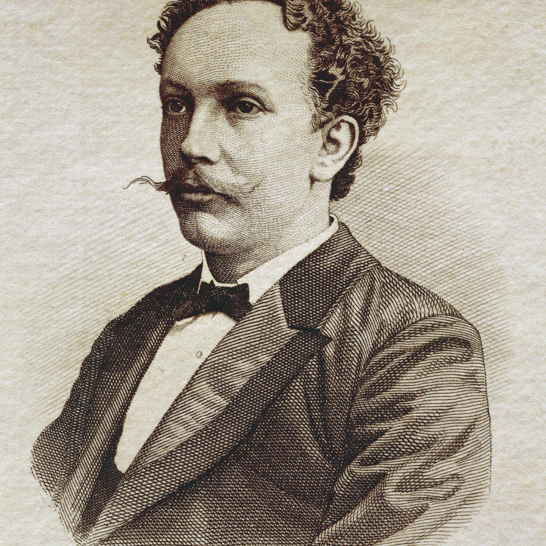Portrait of Richard Georg Strauss