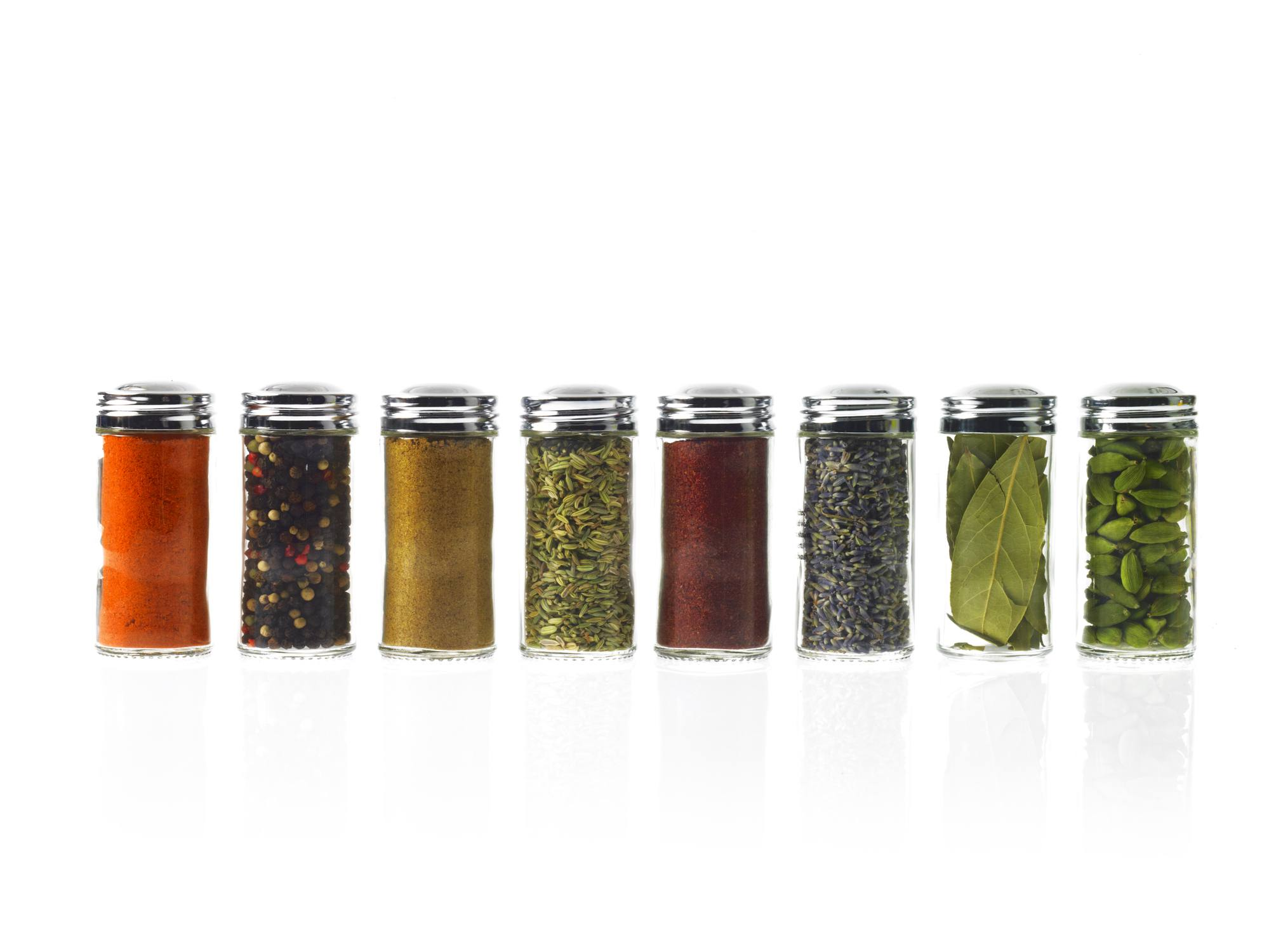 Jars of Spices