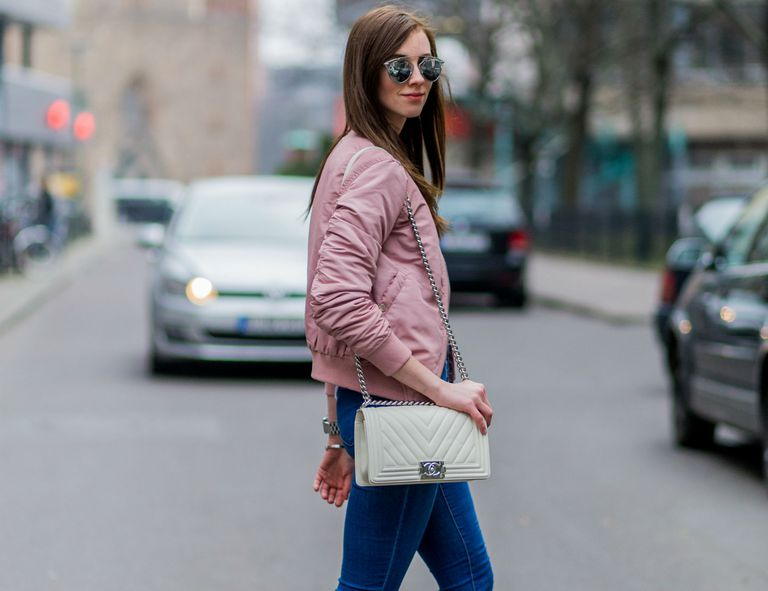 Street style in jeans