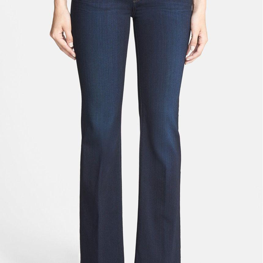 Paige Petite Hidden Hills Boot Jeans