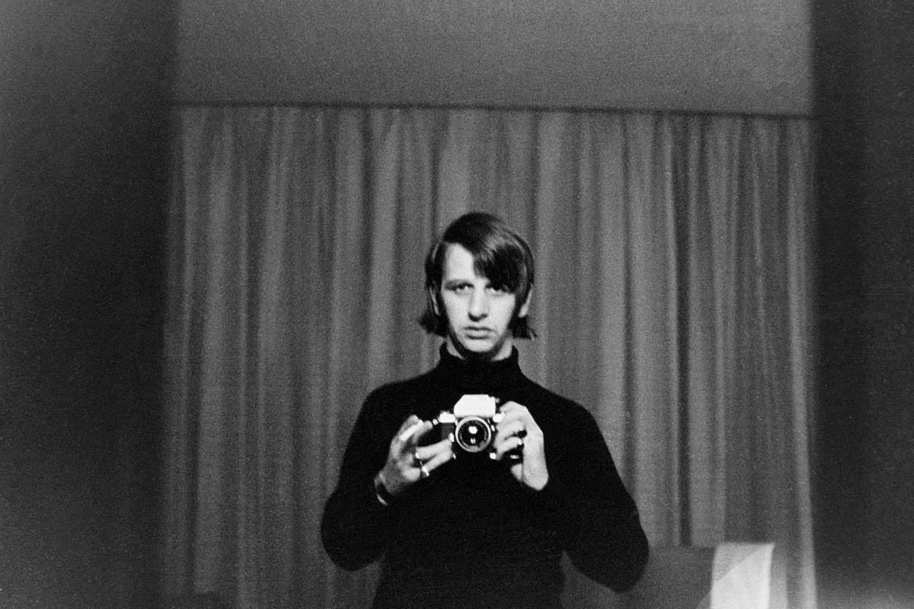 "Ringo Starr ""Photograph"" Book (2015)"