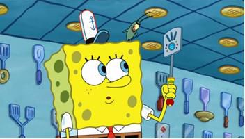 Evil Spatula - SpongeBob SquarePants