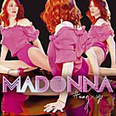 Madonna's Hung Up cover
