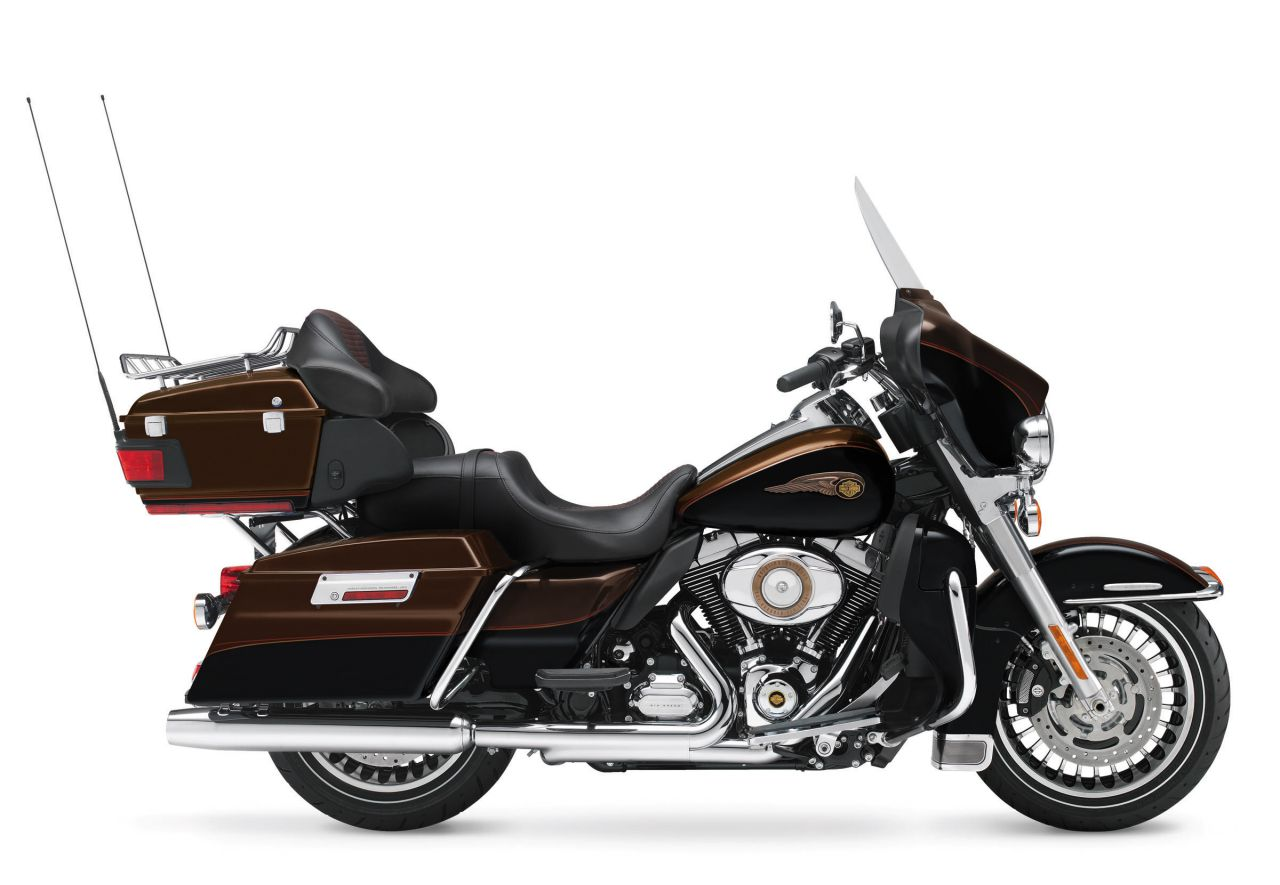 2013 Harley Davidson Electra Glide Ultra Limited Anniversary Edition