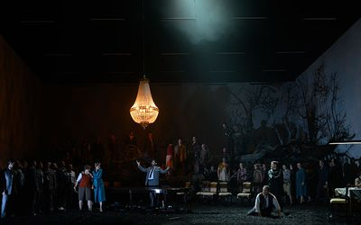 The Synopsis of Francis Poulenc Opera, Dialogues des carmélites