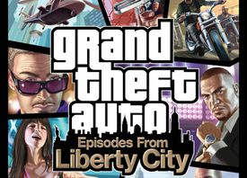 Grand Theft Auto: Episodes From Liberty City for PC box art