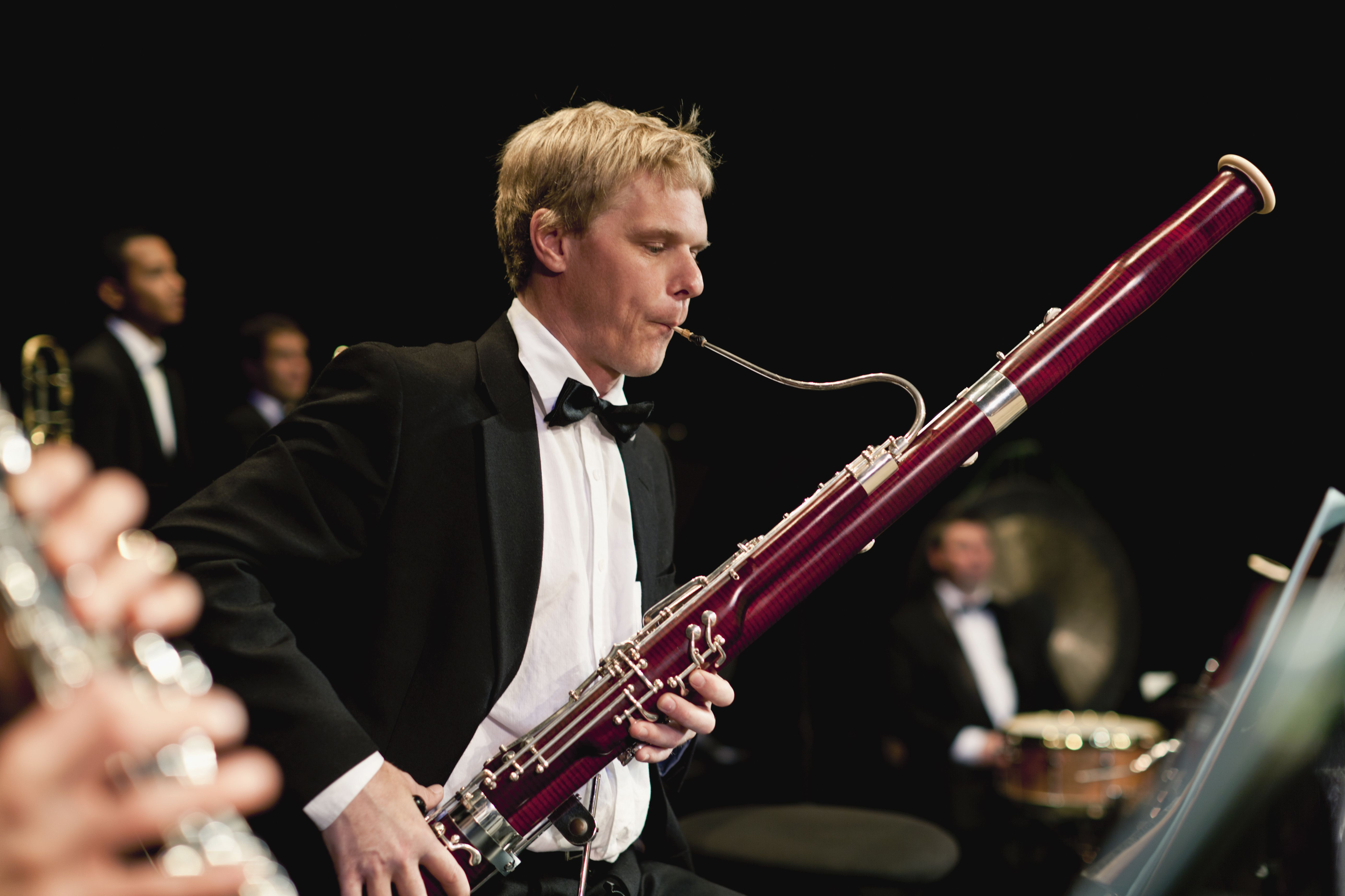 Different Kinds of Wind Instruments