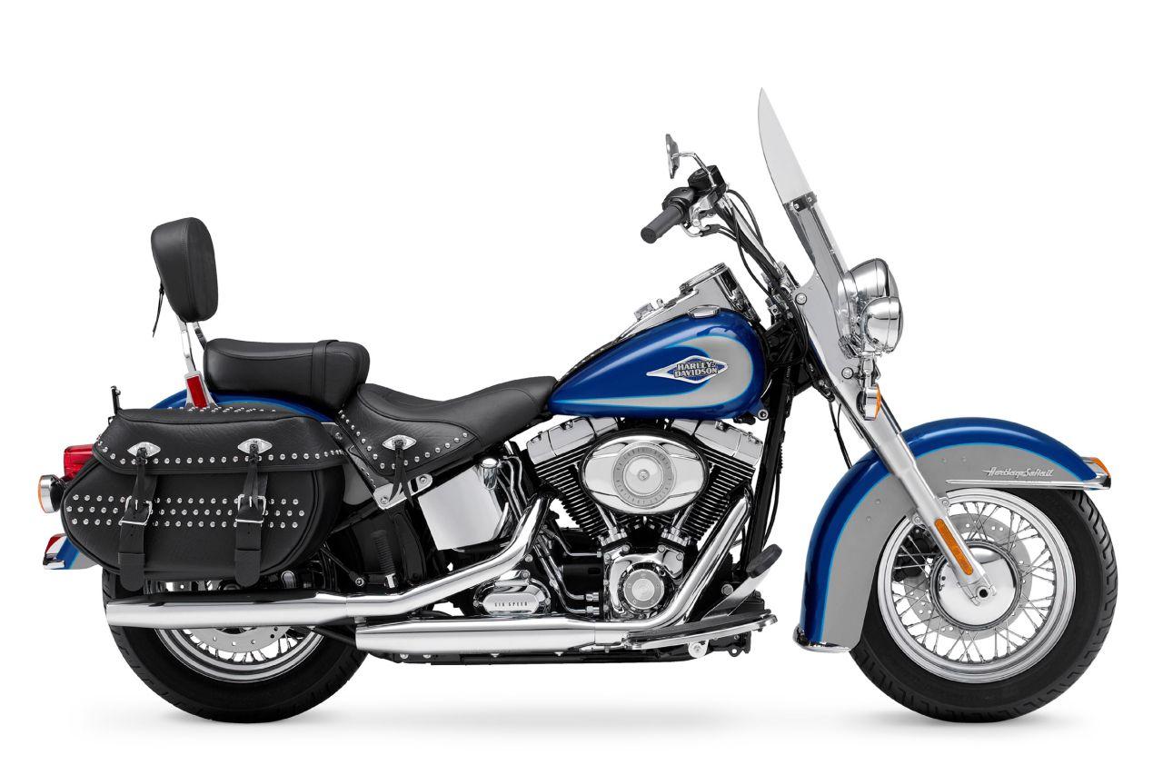 2009 Harley-Davidson Heritage Softail Deluxe
