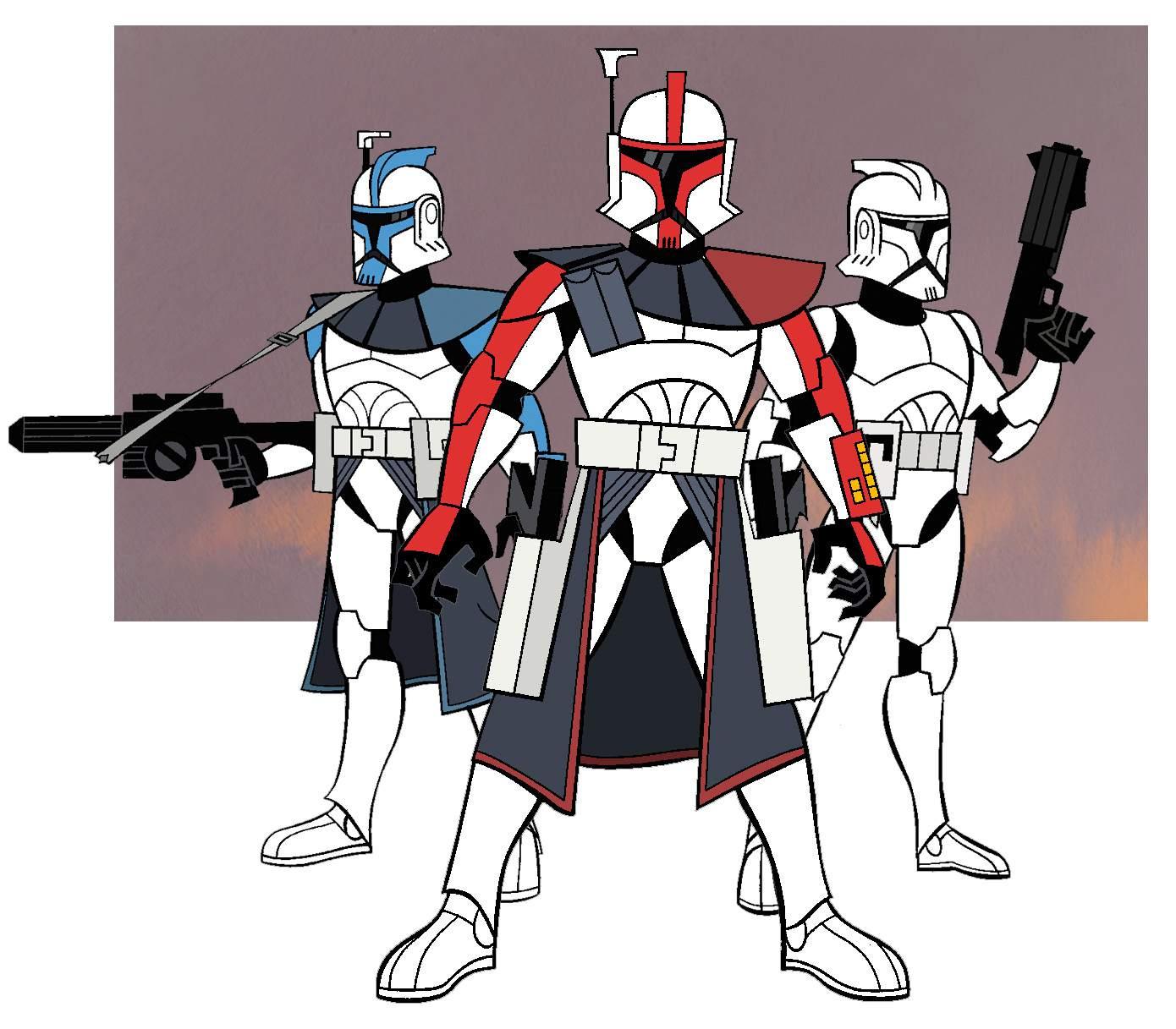 'Clone Wars'