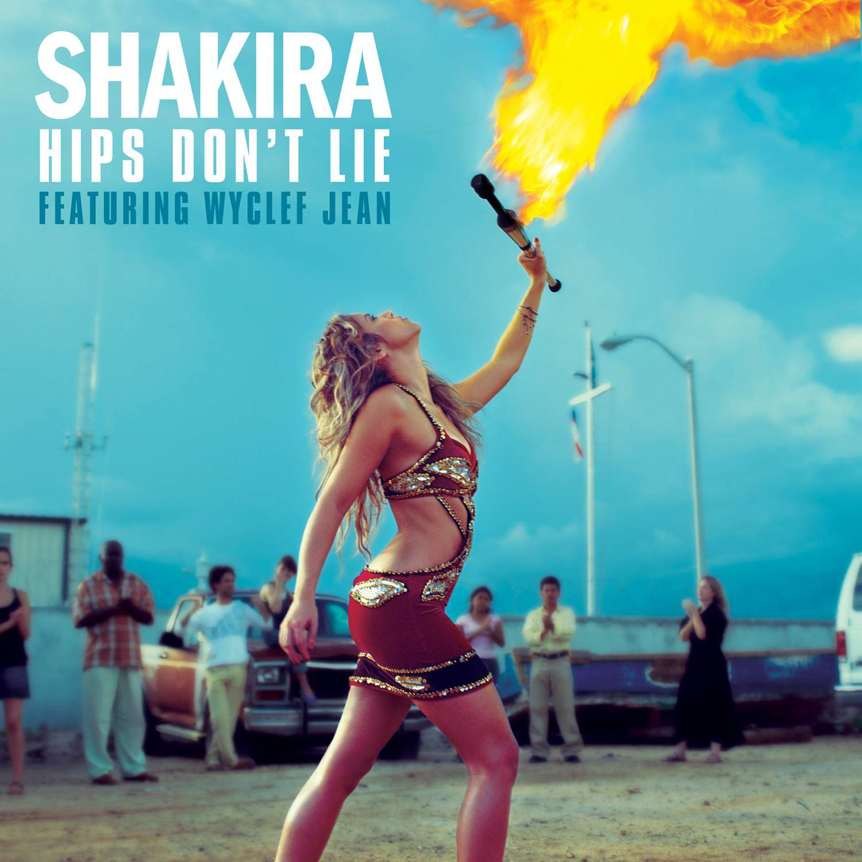 Shakira Hips Don't Lie