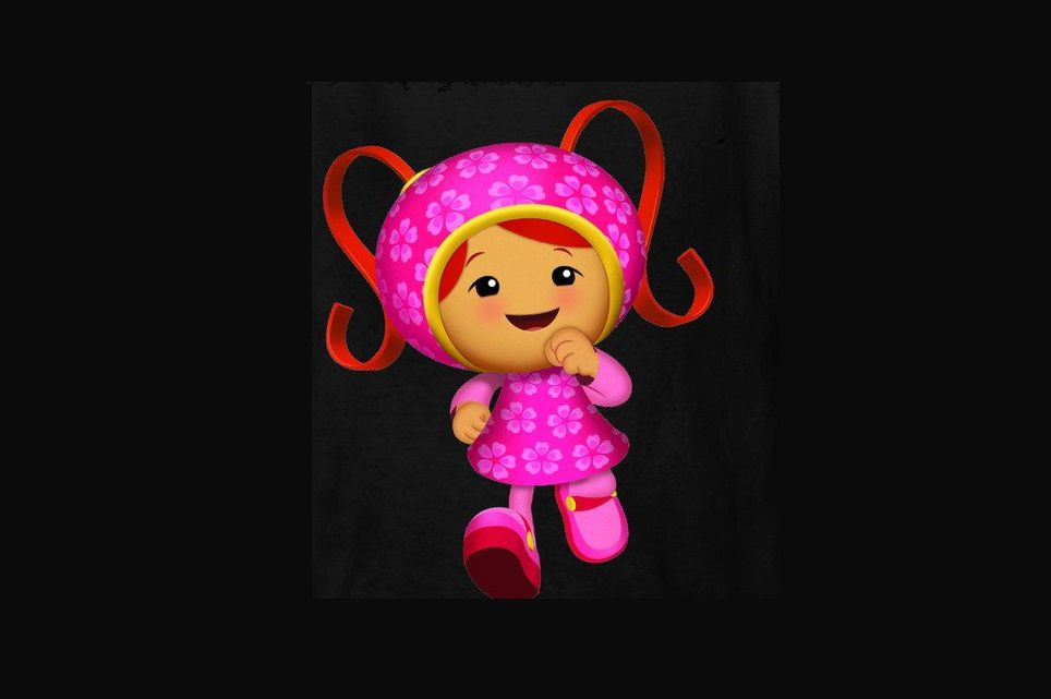 Milli from Team Umizoomi.