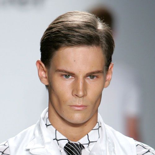 Pictures Of Mens Formal Haircuts For Important Events
