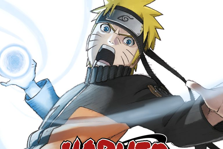 Naruto Shippuden Movie 2 Bonds (Blu-Ray)