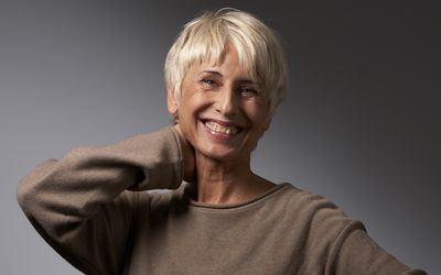The Best Short Haircuts for Women Over 50