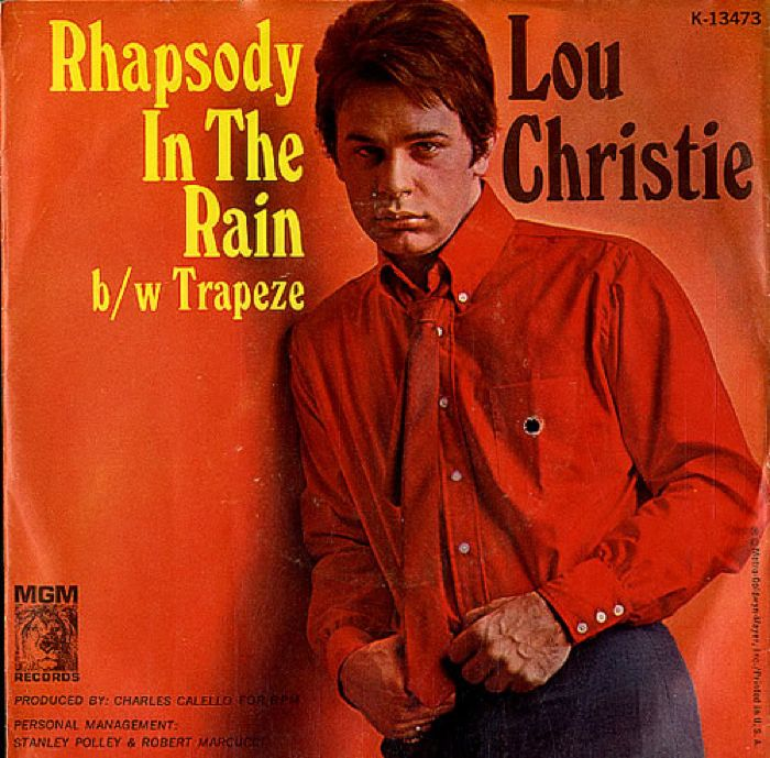 Lou Christie Rhapsody In the Rain