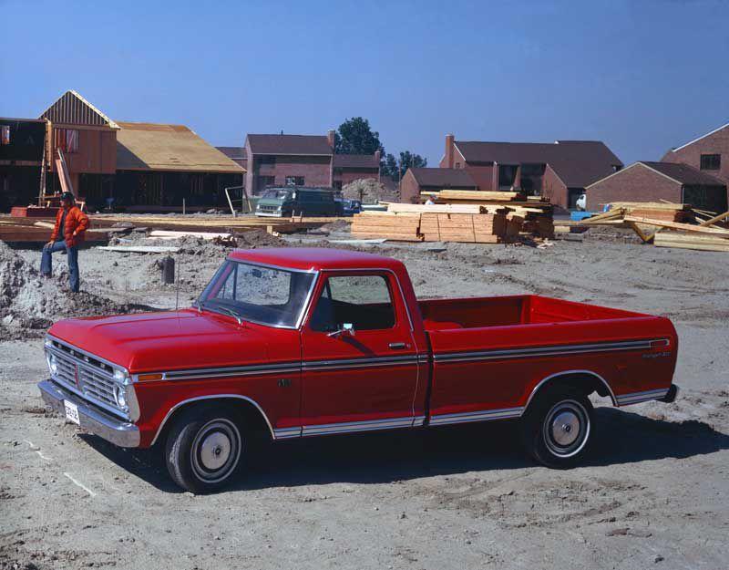 1975 Ford F-150 Truck
