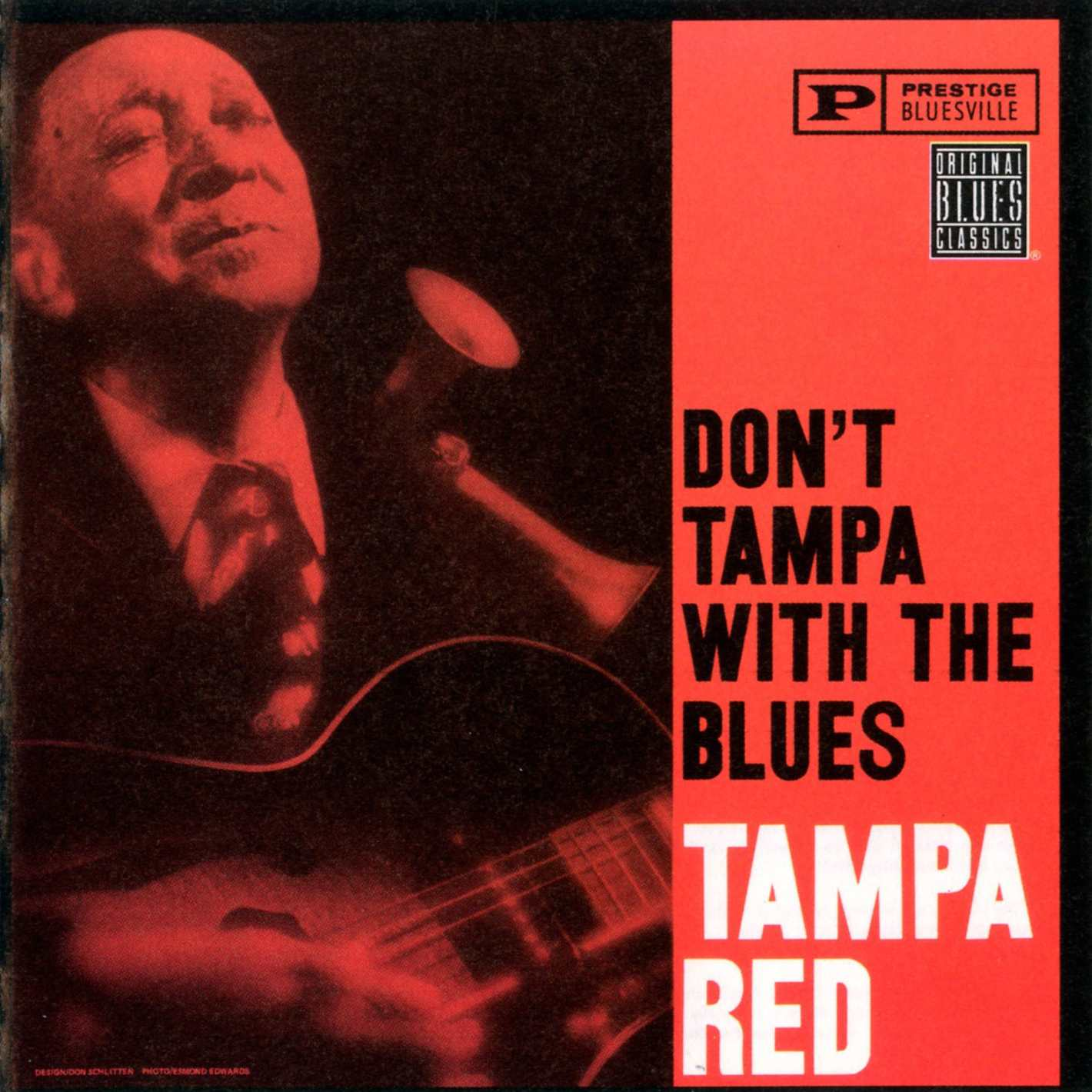 Tampa Red's Don't Tampa with the Blues
